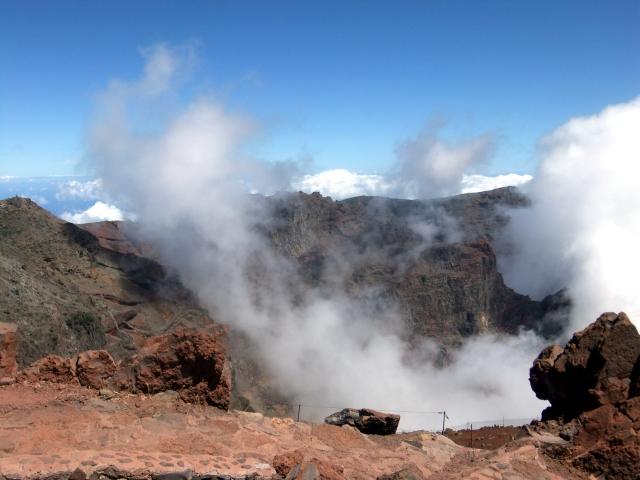 Gigantische Kulisse - Roque de los Muchachos