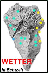Kanaren-Wetter