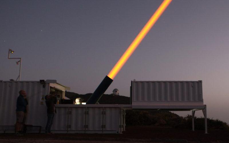 Natrium-Laser